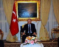 Platini Erdoğan'la Görüşecek