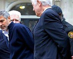 George Clooney Gözaltına Alındı