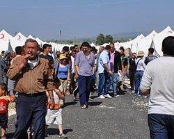 Türkiye'ye Sığınan Suriyeli Mülteci 14 Bini Geçti
