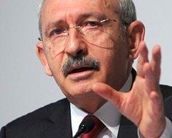 Kılıçdaroğlu: Ben Senin Şeref Ve Haysiyetini Sorgularım