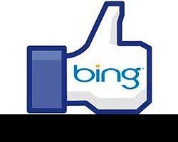 Facebook'un Çıkış Ekranında Artık Bing Reklamı Var