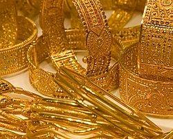 30 Kilo Altını Çalan Hırsızlar Yakalandı