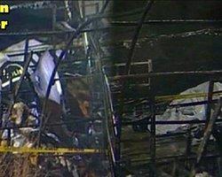 İstanbul'da İnşaatta Çıkan Yangında 11 İşçi Can Verdi