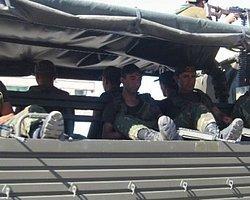 Yüksekova'da Askeri Hareketlilik