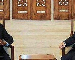 Beşar Esad ve Kofi Annan Şam'da Bir Araya Geldi