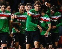 Uefa'da Athletic Bilbao Sürprizi