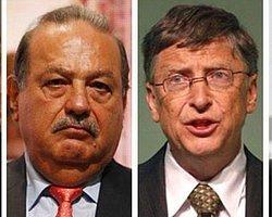 Forbes Dünyanın En Zenginlerini Açıkladı
