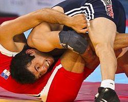 Türk güreşçileri madalya avında