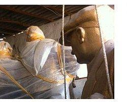 Atatürk heykeli Kuşadası'nı karıştırdı!