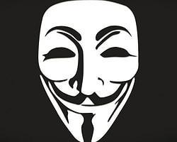 Anonymous Başbakanlığa Saldırdı