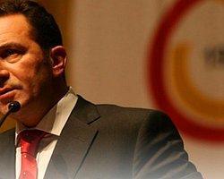 Galatasaray'da Adnan Öztürk istifa etti