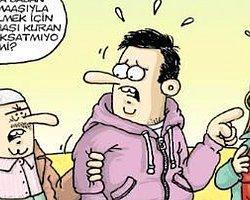 Gırgır'ın kapağı AK Parti'yi kızdıracak