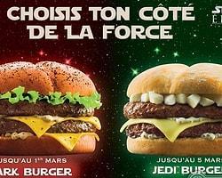 Star Wars Temalı Burgerler