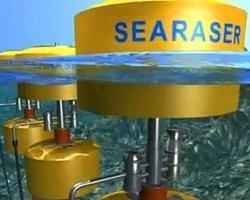 Searaser Denizdeki En Küçük Dalgadan Bile Elektrik Üretiyor