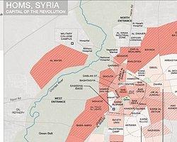 Suriye'de Muhaliflerin Kalesi Düştü