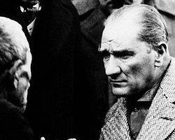 Atatürk'e diktatör benzetmesi