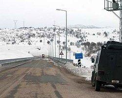 PKK'ya 2 metre kar, eksi 20 derecede operasyon...