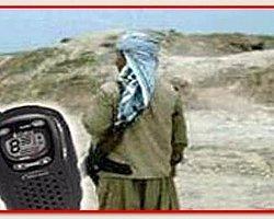 Yıkıma uğrayan teröristlerin telsiz konuşmaları