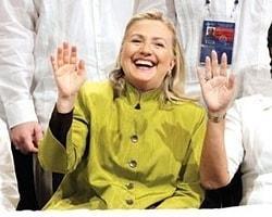 Fıstık yeşili Hillary