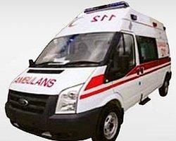 Hedef doktorsuz ambulanslar