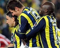 Fenerbahçe'nin farkı Kadıköy'de!