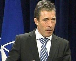 Rasmussen: Suriye'ye askeri müdahale yok