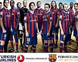 Barcelona'nın yıldızları Türkçeleriyle güldürdü