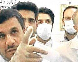 İran'da İlk Nükleer Hareket