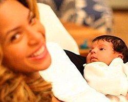 İşte Beyonce'nin bebeği
