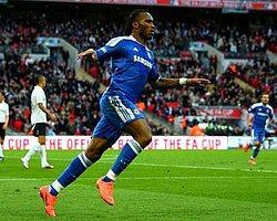"""Drogba: """"En Parlak Günlerimi Chelsea'de Yaşadım"""""""