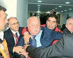 Avni Aker'de olaylar bitmiyor / Spor / Milliyet İnternet