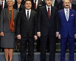 'IMF'nin Türkiye'ye İhtiyacı Var'
