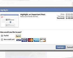 Facebook Ücret Talep Edecek!