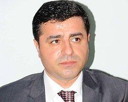BDP'li Demirtaş: Tatlıses suikastinde iktidarın parmağı var