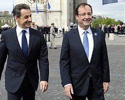 Erdoğan'dan Hollande'e Kutlama