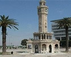 İzmir Saat Kulesinden Hırsızlık