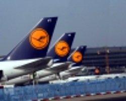 Almanya'da Bir Uçak Zorunlu İniş Yaptı