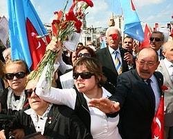 Taksim'de 19 Mayıs kutlamalarında gerginlik