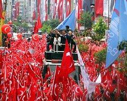 Erdoğan: Artık Tanklar Yürümüyor