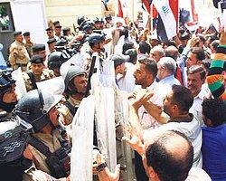 Basra'da Haşimi Protestosu