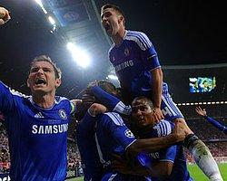 Chelsea Allianz Arena'da Tarih Yazdı