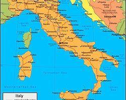 İtalya'da deprem sonrası 75 artçı  - Avrupa- ntvmsnbc.com