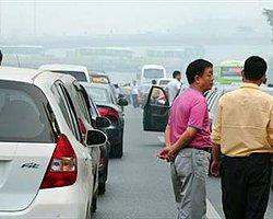 Çin'de Tünel Faciası: 20 Ölü