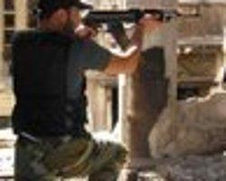 Suriyeli Muhaliflerden Şok İddia