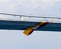 Köprülere G.Saray Bayrağı