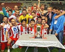 Kahramanmaraşspor 2. Lig'e Yükseldi