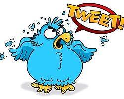 Bunları Twitter'da Yazamazsınız!