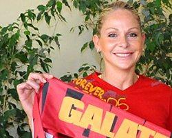 Simona Gioli Galatasaray'da - BAYAN VOLEYBOL