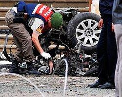 Araç Ankara'dan Bomba Gaziantep'ten