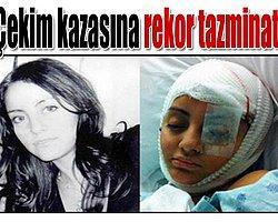 Çekim Kazasına Rekor Tazminat